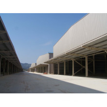 Steel Frame Buildings and Structures Shed