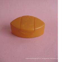 Shampooing Flip Top Plastic Cap Sans bouteille en plastique