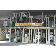 Molino de harina de maíz para máquinas de molienda de maíz