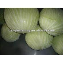 Свежая китайская плоская капуста