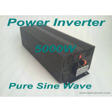 5000 Watt Pure Sine Wave Inverter / DC à l'alimentation secteur