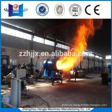HJMB1000 carbón quemador para planta de asfalto
