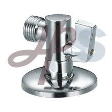 válvula de ângulo de vapor de latão