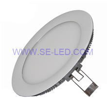 5W 6 inch Round 145mm LED Panel with High Quality