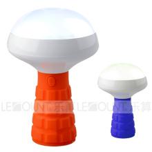 Luz recarregável de diodo emissor de luz de emergência recarregável com ímã (LOD007B)