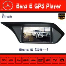 Car Tracker GPS Navigation for Mercedes-Benz E W212 A207 Car DVD Hualingan