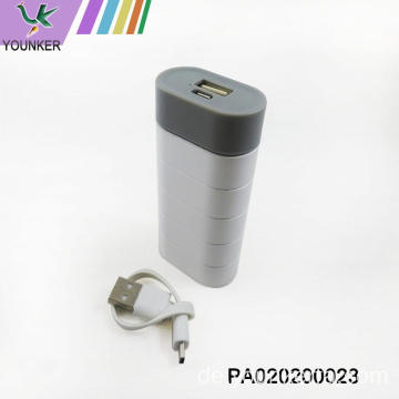 Mode tragbare Mini 2400mAh Power Bank