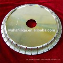 Chine fabriquer des outils de coupe de pierre de diamant de haute qualité