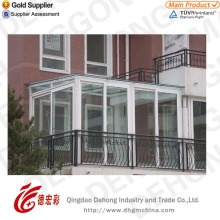 New Design Waterproof PVC Door