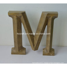 Wooden Letters for Craft Made of MDF