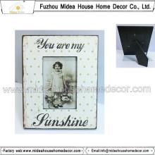 Marco personalizado de la foto de la decoración de la habitación