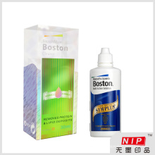 Personalized Logo Etching Pharmaceutical Packaging Boxes with Hologram Effect