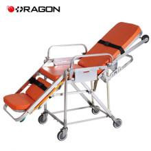 DW-AL001 Old Medics Ambulance Service Patient Ambulance Transport For Sale
