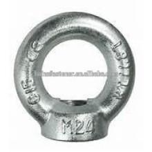 Углеродистая сталь Din582 Глазной орех / глазная гайка