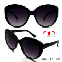 Men Plastic Cat′s Eye Sunglasses (WSP508294)