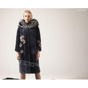 Wanita Australia Merino Shearling Long Coat