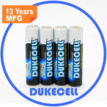 Супер качество щелочная lr03 1.5 V батарея AAA
