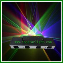 Chuyên nghiệp bốn đầu Rgby ánh sáng Laser thiết bị Laser