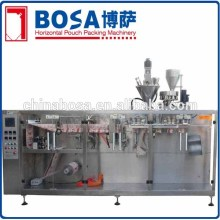 liquid plastic bag filling machine high efficiency china