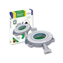 Educational Kids 123PCS Toys Stadium 3D Puzzle Game (10219083)