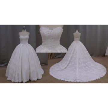 Robes de mariée style country