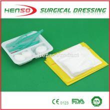 Ensemble de dressage chirurgical stérile Henso