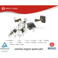 recambios de motor weichai