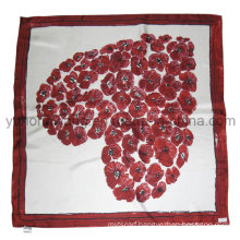 High Quality Lady Square Scarf/Handkerchief/Bandana
