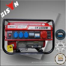 BISON (CHINA) SWISS KRAFT Генераторы Портативный SK8500W Генератор Для продажи