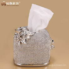 home ornament high quality professional tissue box manufacturer
