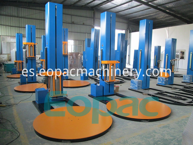 High Quality Stretch Wrap Machine