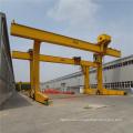 10 Ton L Electric Trolley Gantry Crane