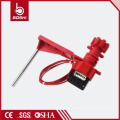 Universal Safety lockout for most valves BD-F35 ,High-quality plastic nylon PA and stainless steel safety lockout devices
