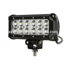 7 '' 36W Dual Row LED light bar LED SPOT/FLOOD Work Light BAR 4WD BOAT UTE CAMPING