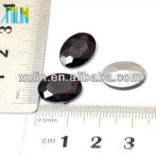 piedra de lujo cristalina floja de la venta caliente para el accesorio de la ropa