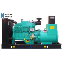 Motor Cummins 6CT Soundproof 120kw 150kVA Diesel Genset