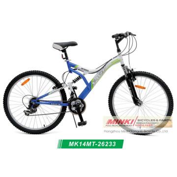 Bicicleta de montaña de la suspensión (MK14MT-26233)