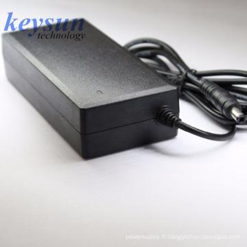 Alimentation de l'adaptateur 100-240VAC Adaptateur secteur 26 volts 26v 2500ma