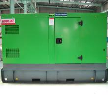 Средства 160kw/200kva Молчком комплект генератора с двигателем Doosan