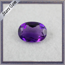 Excellent Quality Oval Shape Beautiful Purple Natural Amethyst