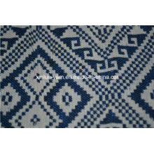 Textil para el hogar liso hecho por la tela de impresión del sofá sólido de la tela