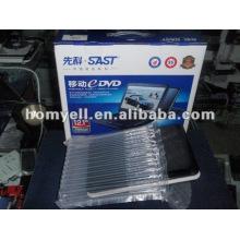 DVD player shockproof box(new packaing instead of styrofoam)