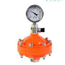 PVC  Diaphragm Pulsation Dampener for Water Treatment
