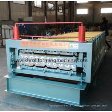 Двухслойная машина для профилирования рулонных листов