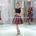 OEM производитель женской одежды, модные вечерние платья галстук плиссированные короткие платье
