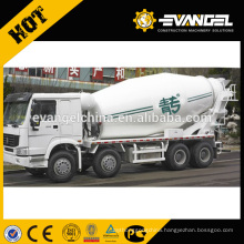China new Sinotruck Howo 10m3 6x4 small concrete mixer truck