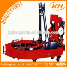 API 7K ZP127 / 25 pinza hidráulica para perforación de petróleo Shangdong