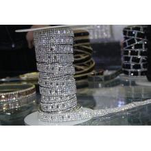 Hot selling crystal rhinestone chain