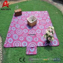 Высокое качество оптовая пикник одеяло водонепроницаемый