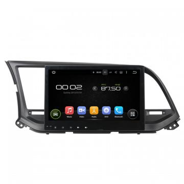Deckless Auto DVD-Player für Elantra 2016